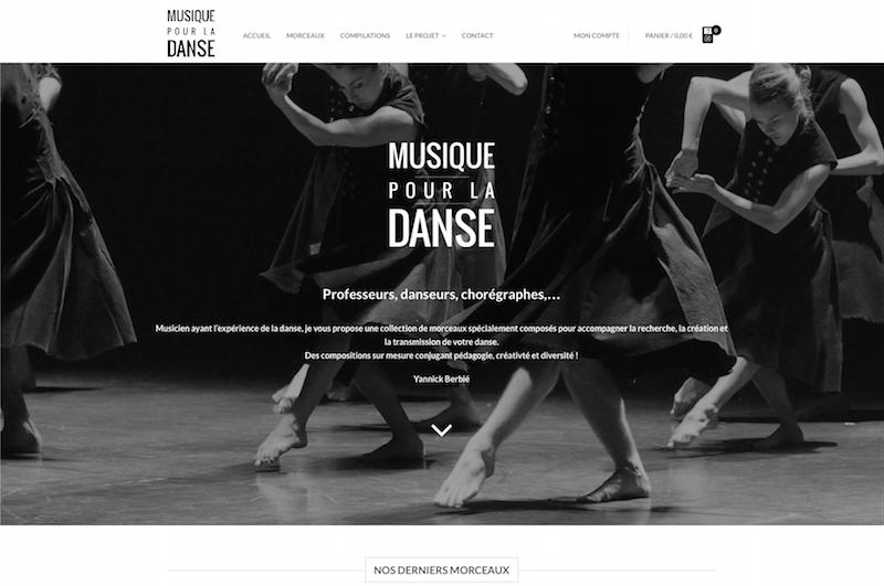 Musique pour la Danse